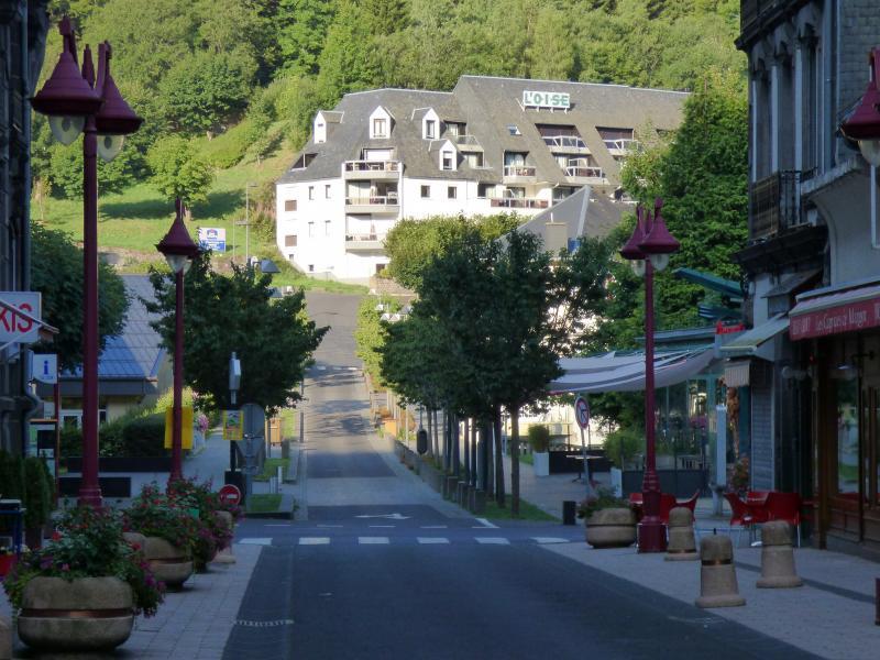 Vue extérieure de la location Location Appartement 36179 Le Mont Dore