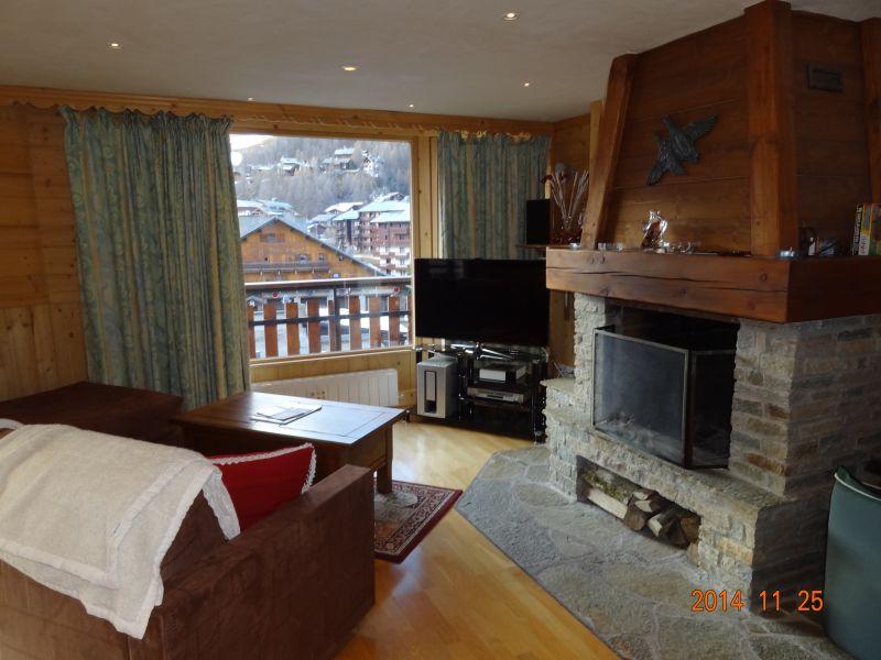 Salon Location Appartement 36468 Val d'Isère