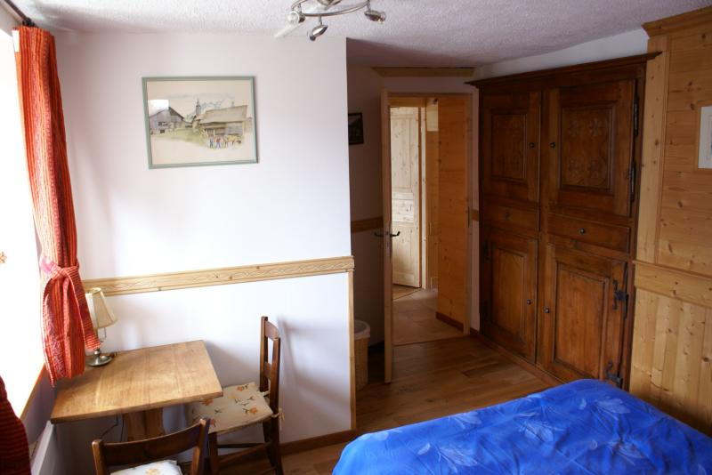 chambre 2 Location Gite 367 Areches Beaufort
