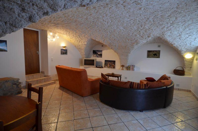 Salon 1 Location Maison 371 Auris en Oisans