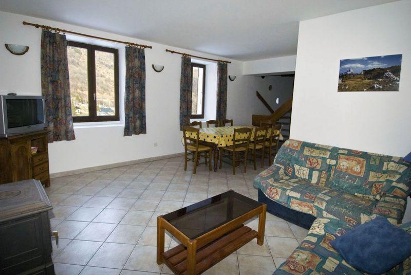 Salon 2 Location Maison 371 Auris en Oisans