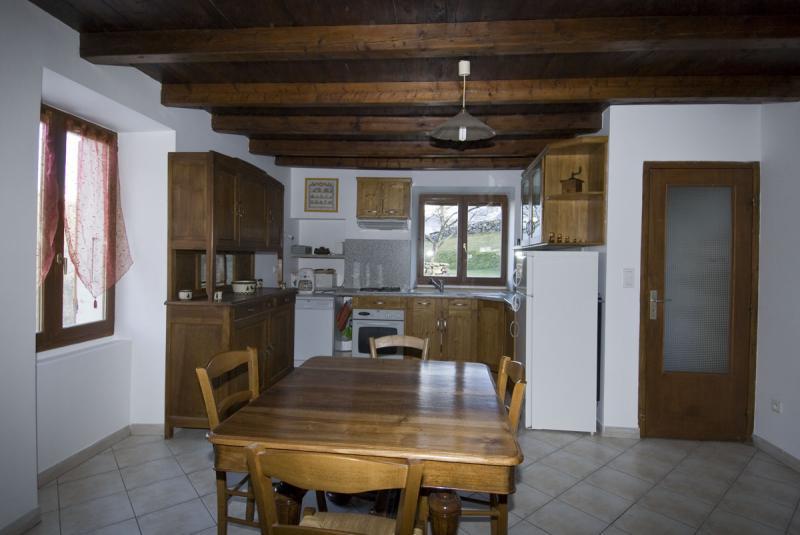 Cuisine américaine 2 Location Maison 371 Auris en Oisans