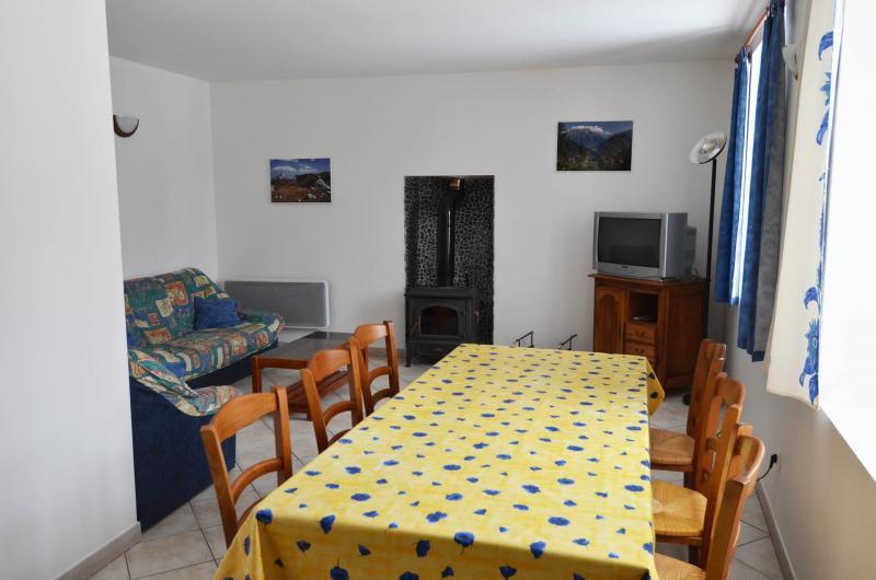 Salle à manger 2 Location Maison 371 Auris en Oisans