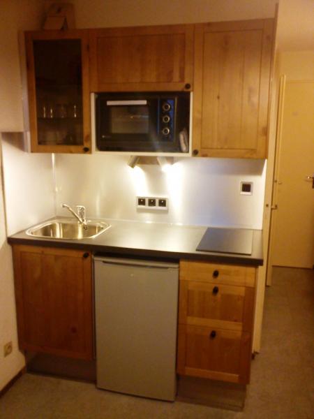Coin cuisine Location Appartement 3748 Les Rousses