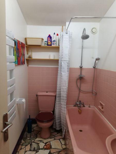 salle de bain Location Appartement 3758 Les Rousses