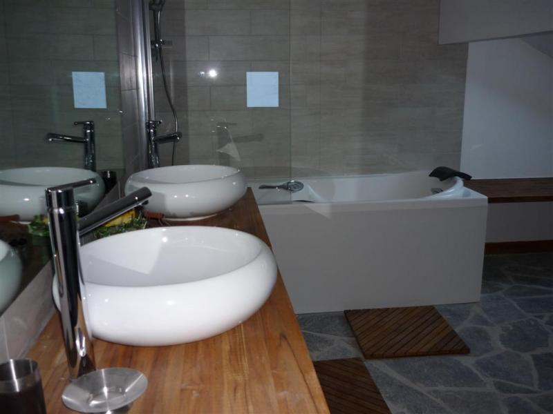 salle de bain Location Chalet 37760 La Plagne