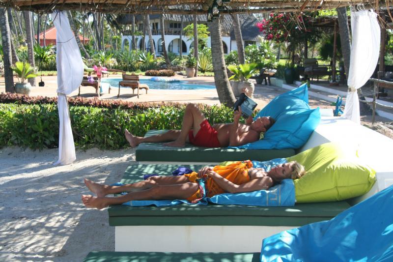 Loggia Location Villa 38064 Kigomani
