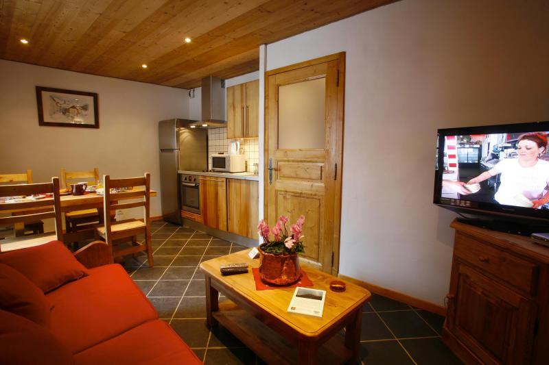 Séjour Location Appartement 38237 Valloire