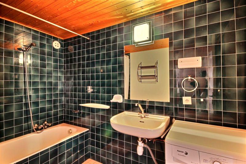salle de bain 1 Location Appartement 38397 Saint Jean d'Aulps- La Grande Terche
