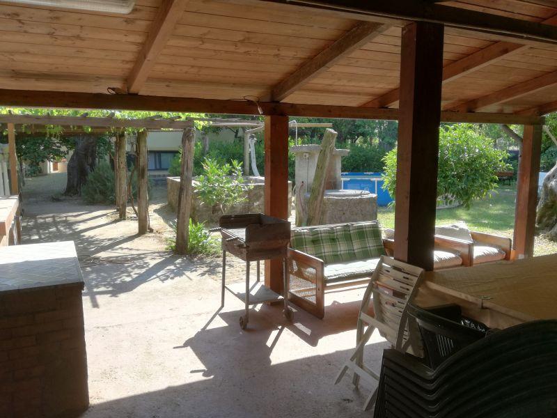 Cuisine d'été Location Appartement 38444 Policastro Bussentino