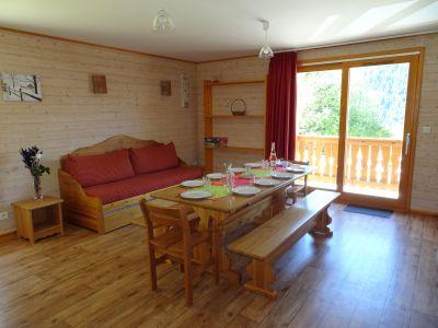 Séjour Location Appartement 38489 Valfréjus