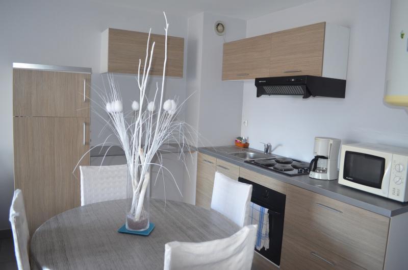 Coin cuisine Location Studio 38630 Le Touquet