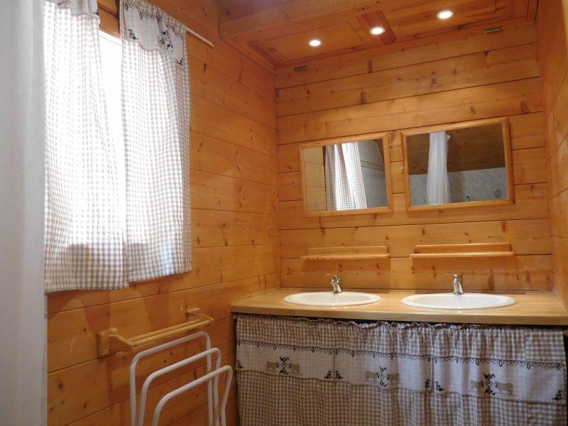 salle de bain 1 Location Chalet 38653 Les Orres