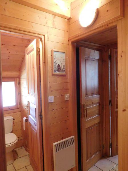 WC séparé 1 Location Chalet 38653 Les Orres