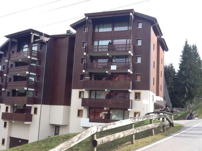 Vue autre Location Appartement 38667 Morillon Grand Massif
