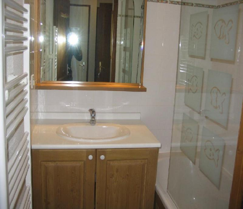 salle de bain Location Appartement 38667 Morillon Grand Massif