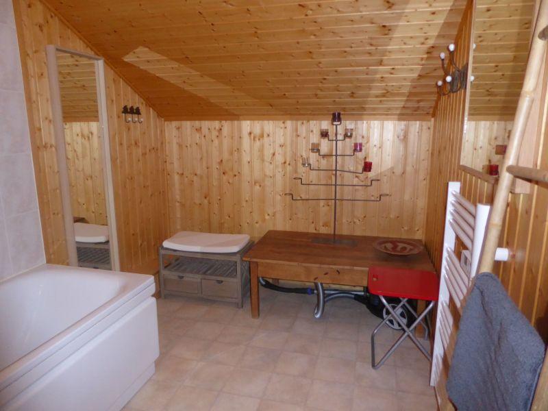 salle de bain 1 Location Chalet 38701 Morzine