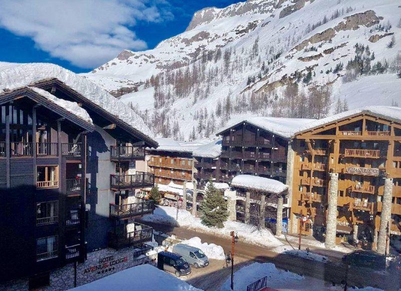 Vue depuis la location Location Studio 38836 Val d'Isère