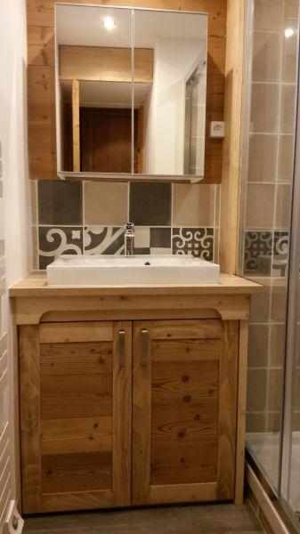 salle de bain Location Appartement 38847 Valmorel
