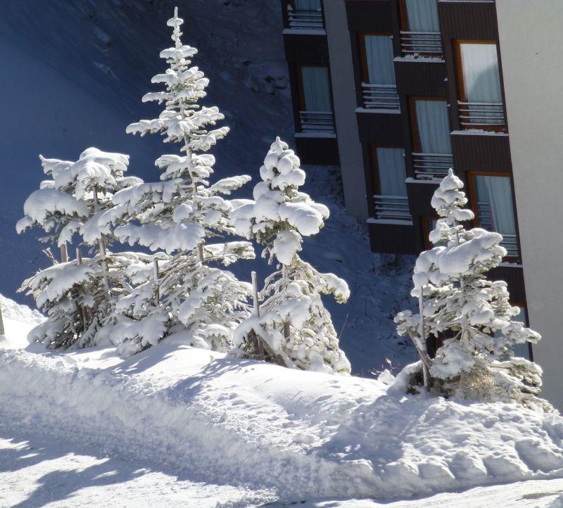 Vue depuis la location Location Appartement 38877 Val Thorens