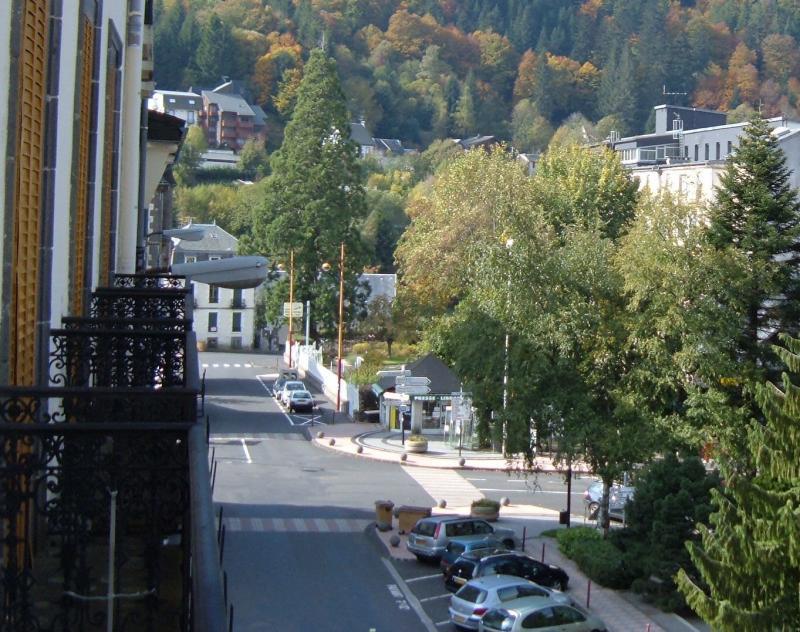Vue du balcon Location Appartement 3906 Le Mont Dore