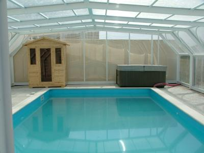 Piscine Location Gite 39129 Royan