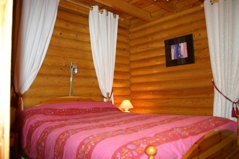 chambre 1 Location Chalet 3915 Ax Les Thermes