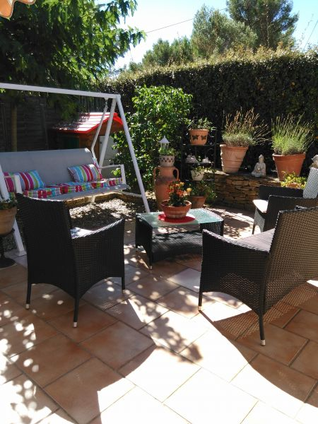 Terrasse Location Bungalow 39155 Le Castellet