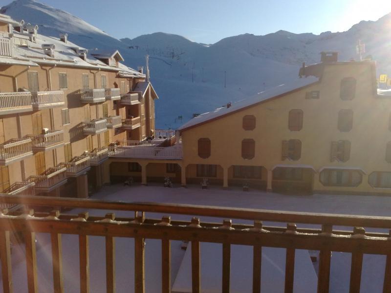Vue du balcon Location Appartement 39181 Prato Nevoso