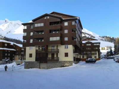 location appartement Val D'Allos Studio de