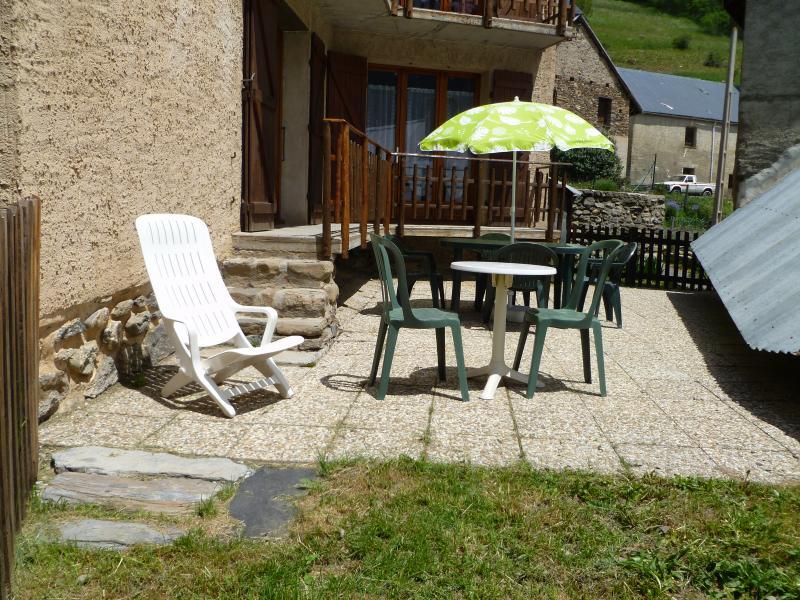 Cour Location Appartement 39406 La Grave - La Meije