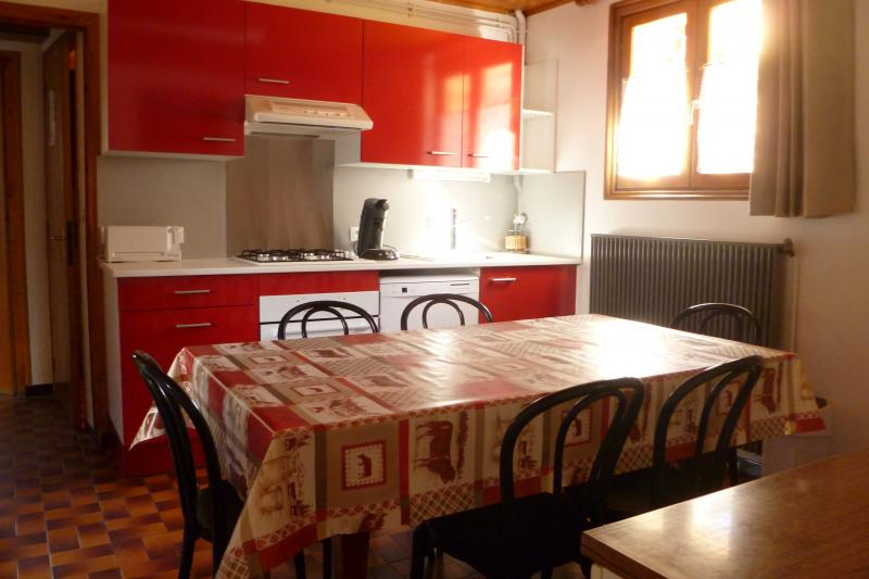 Cuisine indépendante Location Appartement 39406 La Grave - La Meije