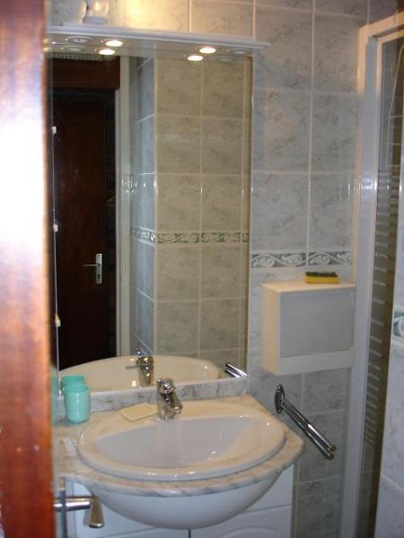 salle de bain Location Studio 39459 Les Menuires