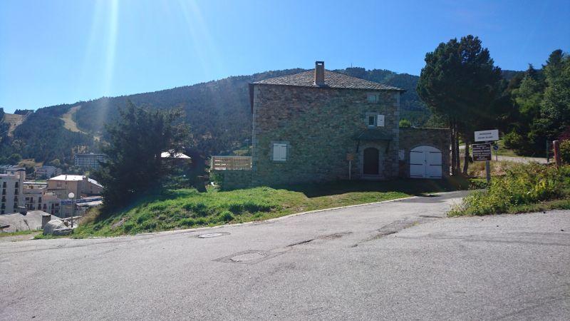 Vue extérieure de la location Location Appartement 39675 Les Angles