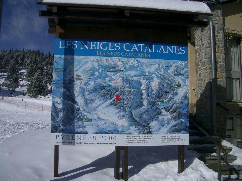 Vue autre Location Chalet 4002 Font Romeu