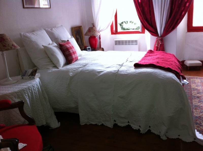 chambre 1 Location Maison 4019 Formiguères