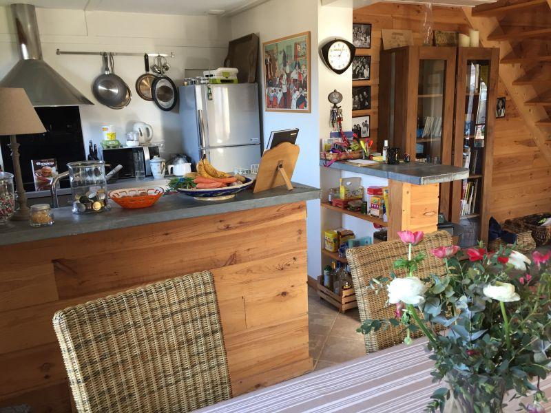 Cuisine américaine Location Appartement 40487 Cap Ferret