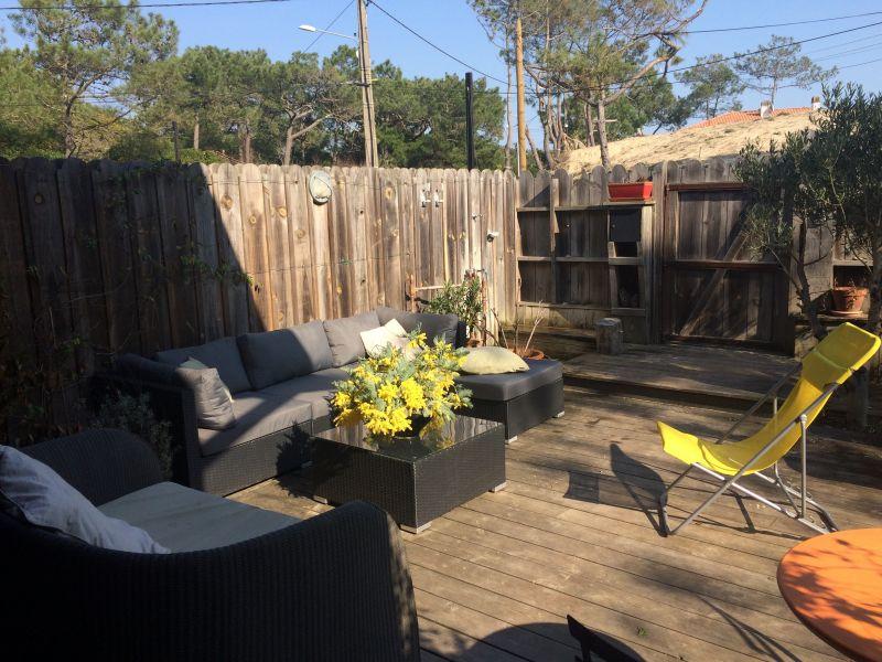 Terrasse Location Appartement 40487 Cap Ferret