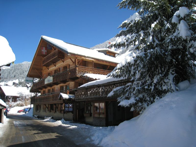 Location Chalet 40517 Châtel