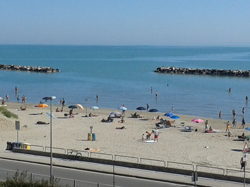 Vue du balcon Location Appartement 40527 Rimini