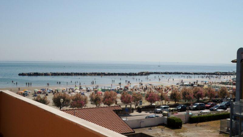 Vue du balcon Location Appartement 40527 Rimini