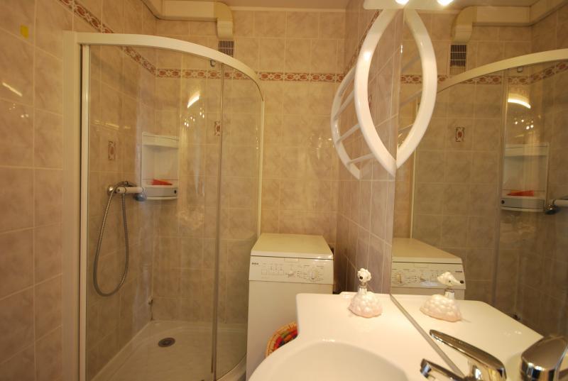 salle de bain Location Studio 40533 Mandelieu la Napoule