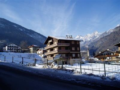 Vue ext�rieure de la location Location Appartement 40563 Cortina d'Ampezzo