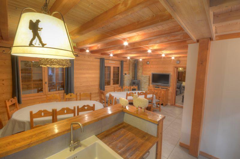 Salle à manger 1 Location Chalet 40631 Morillon Grand Massif