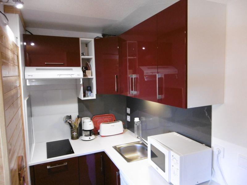 Coin cuisine Location Studio 407 Avoriaz