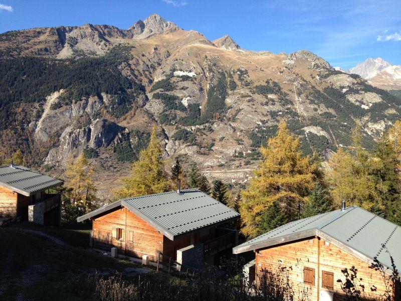 Vue extérieure de la location Location Chalet 40769 La Norma