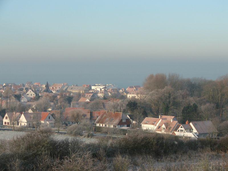 Vue extérieure de la location Location Gite 40792 Wissant