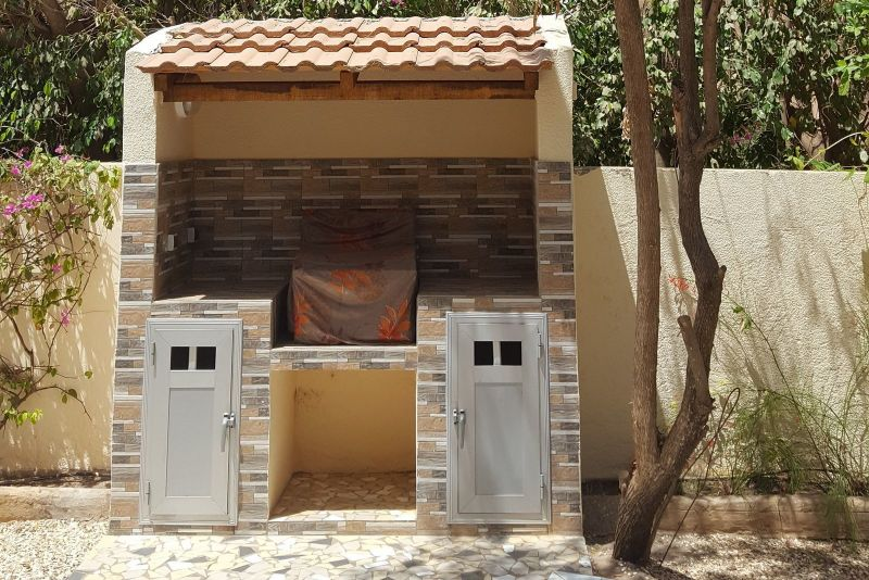 Cuisine d'été Location Villa 40814 Saly