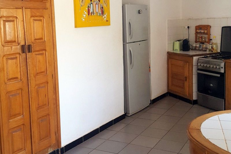 Cuisine américaine Location Villa 40814 Saly