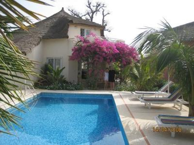 Piscine Location Villa 40814 Saly
